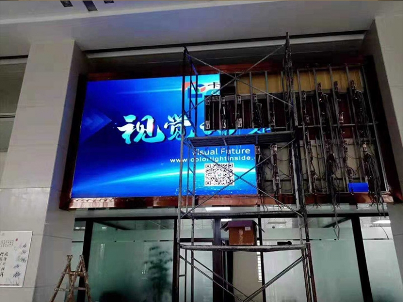 济南LED显示屏制作